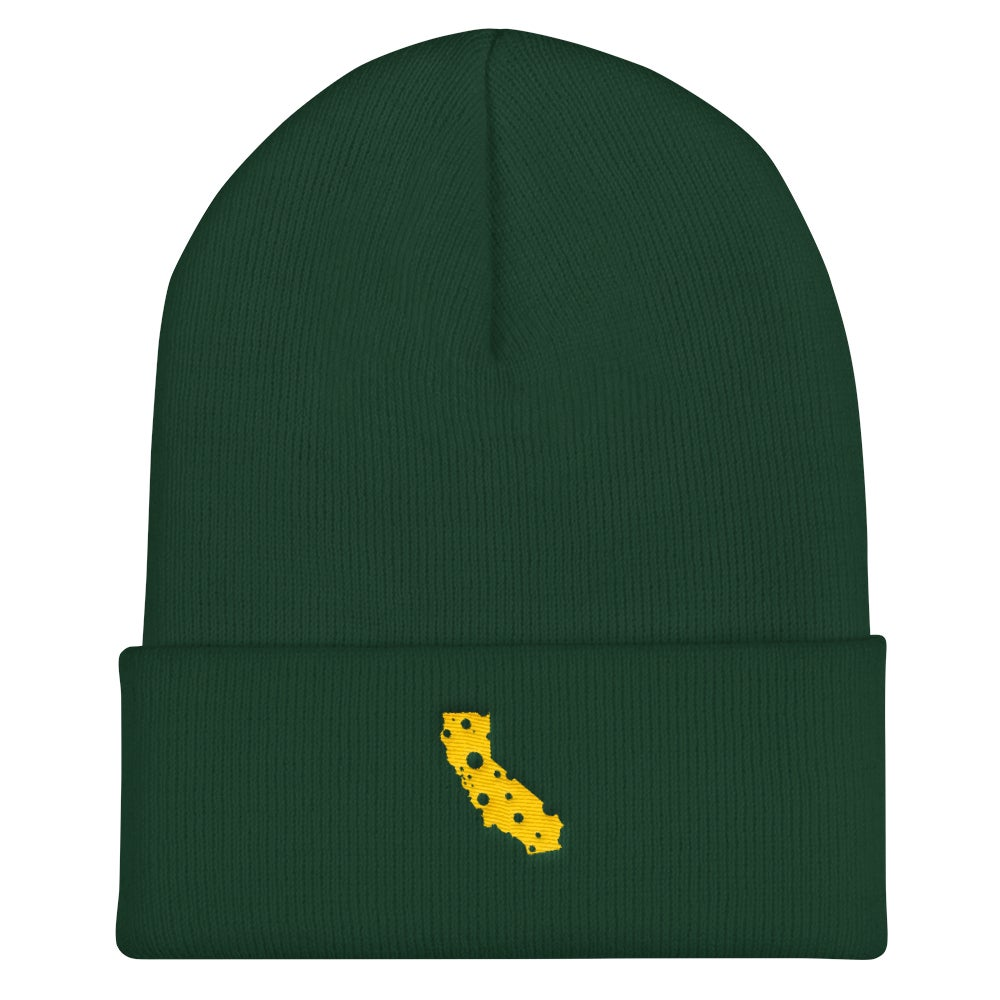 Image of California Cheese Beanie