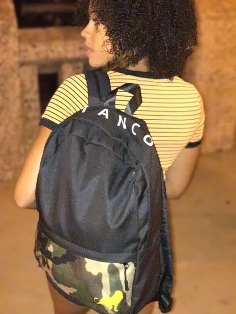 Image of Camo Backpack