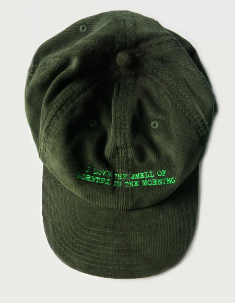 Image of 'LOVE THE SMELL' CAP