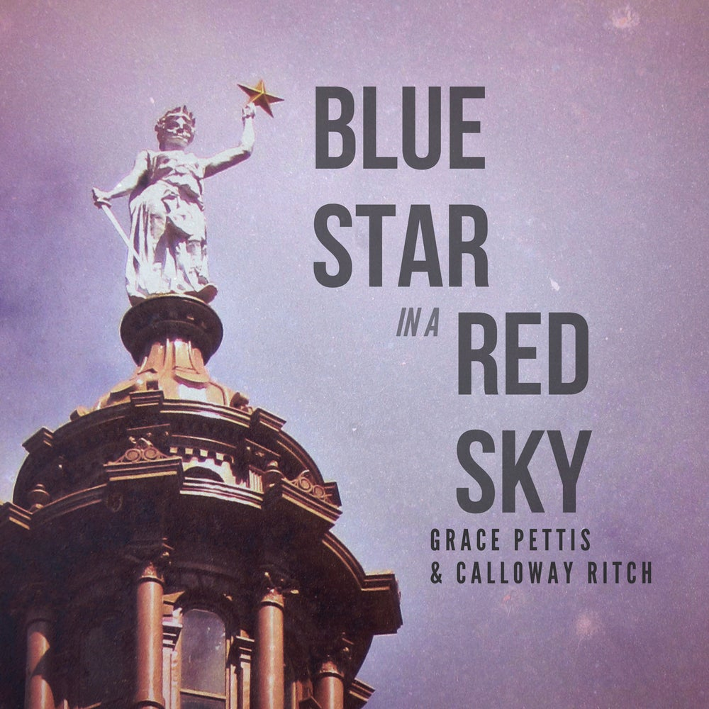 Image of Blue Star in a Red Sky (2018) - EP