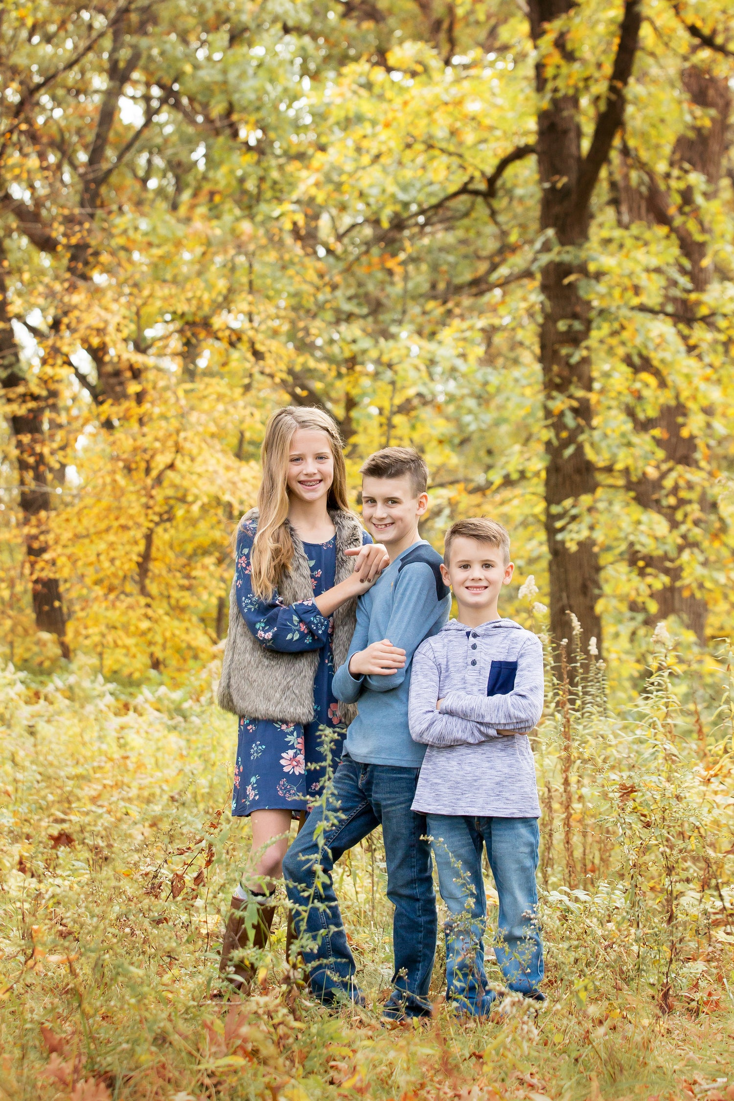 Image of FALL PORTRAITS