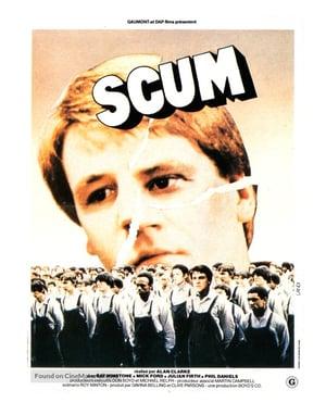 Image of 'SCUM' CORDUROY CAP.