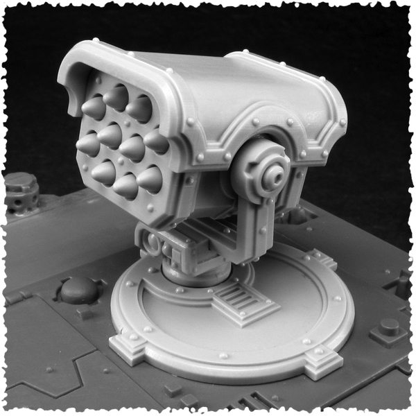 Image of Interitus Mk.4B Missile Launcher Kit