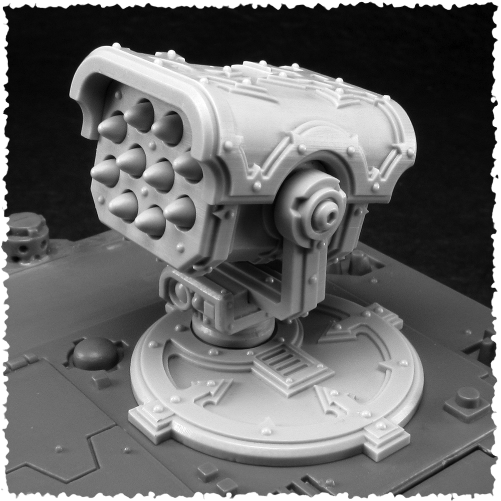 Image of Interitus Mk.5B Missile Launcher Kit