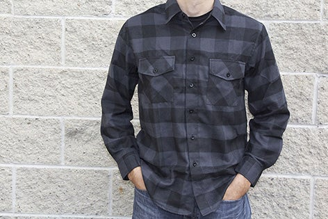 Image of Yago Flannel Shirt