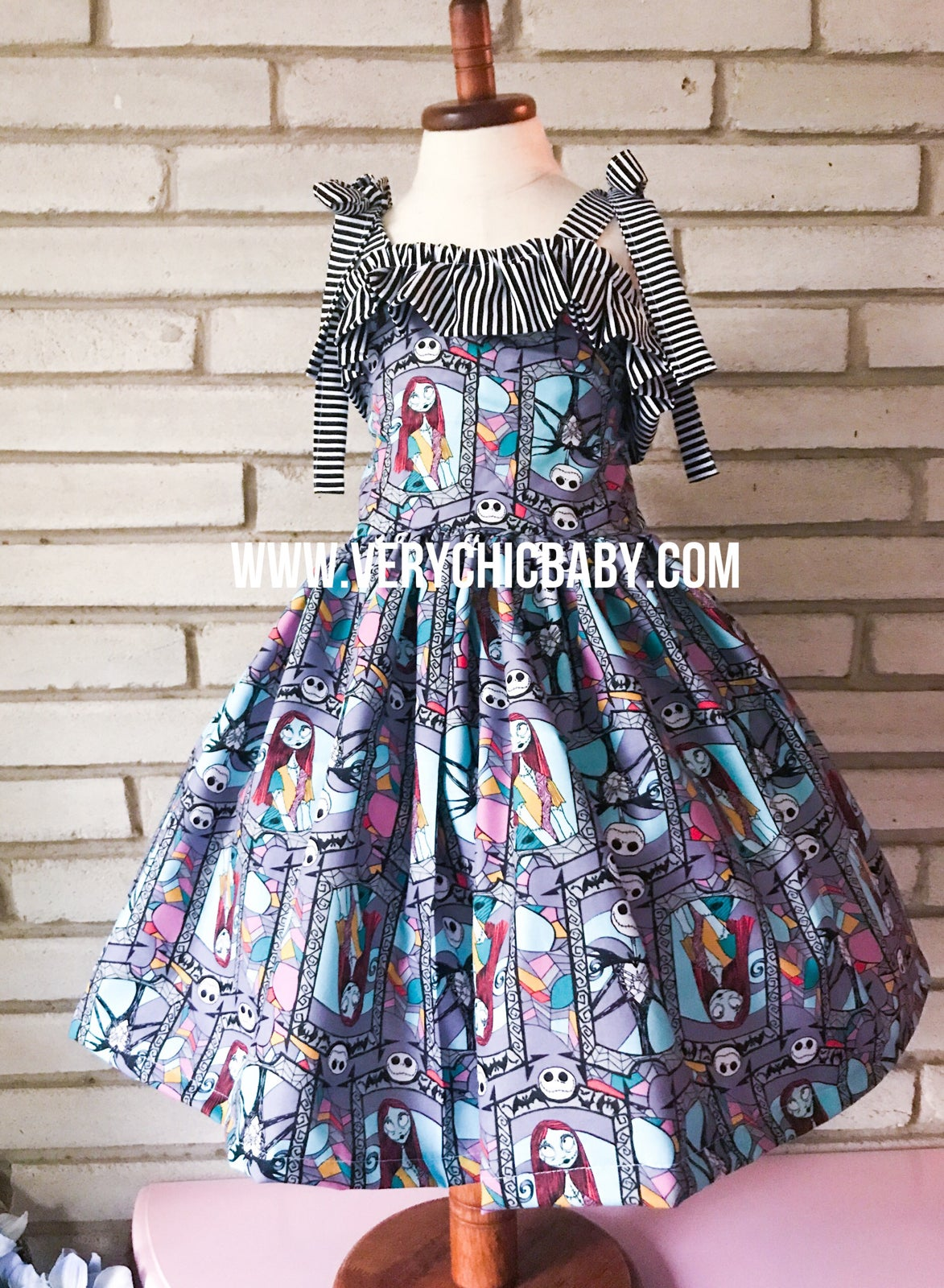 Image of Jack & Sally Dress