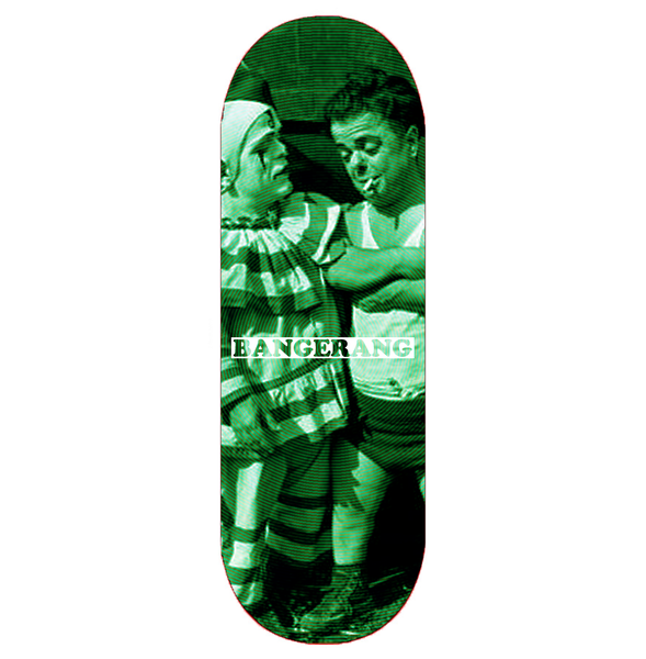 "Image of ""CARNY FOLK"" DECK"