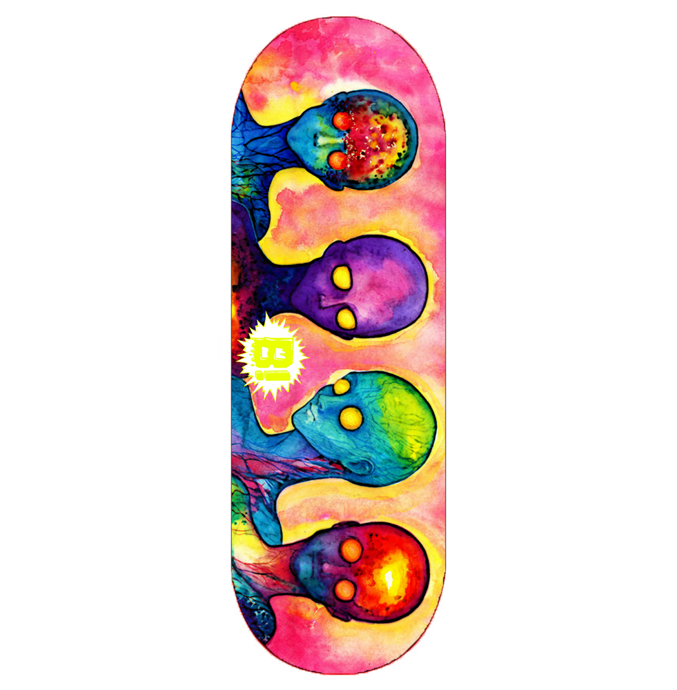 "Image of ""THE BRIGHTENING"" DECK"