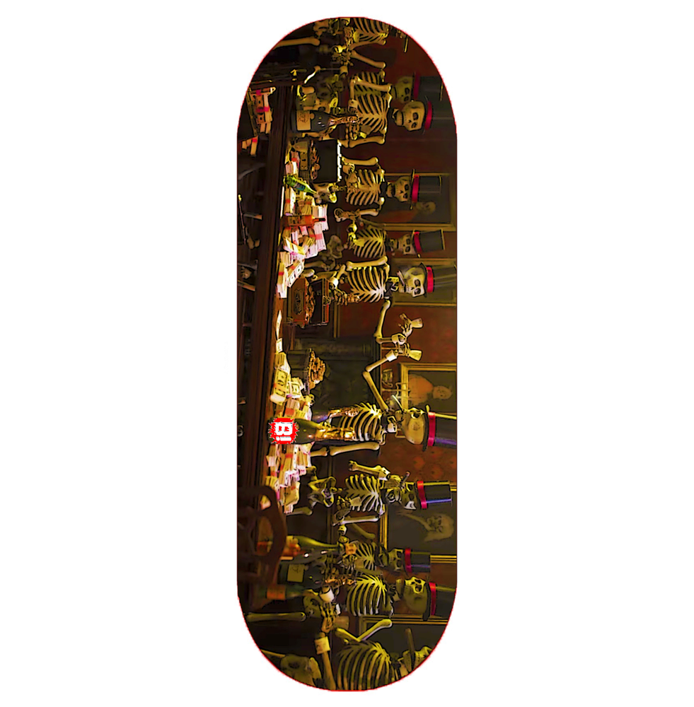 "Image of ""OLD MONEY"" DECK"