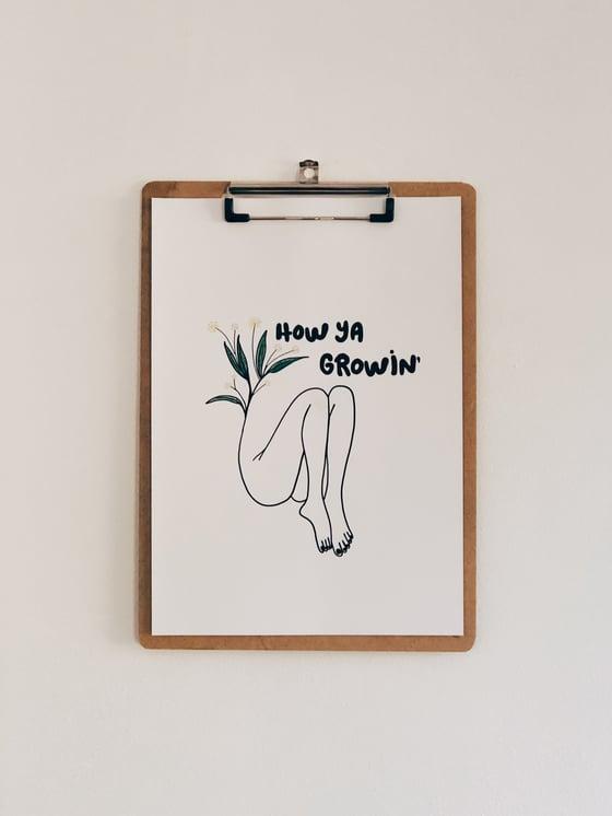 Image of How ya growin?