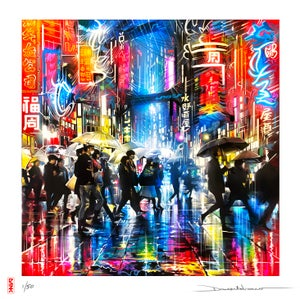 Image of 'Electric-City' - New limited edition print