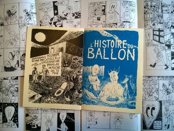 Image of L'HISTOIRE DU BALLON