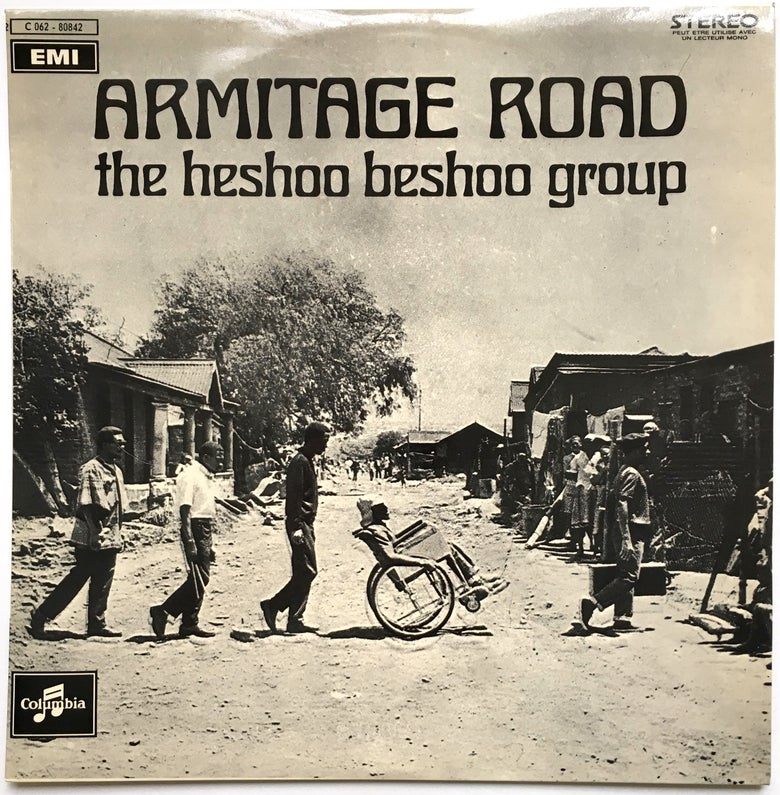 Image of THE HESHOO BESHOO GROUP - Armitage Road (Columbia C 062 - 80842)