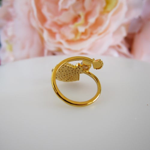 Image of Mermaid Shell ring