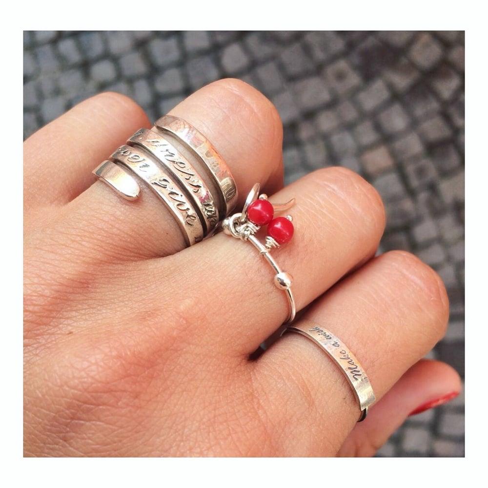 Image of Nadì rings 3