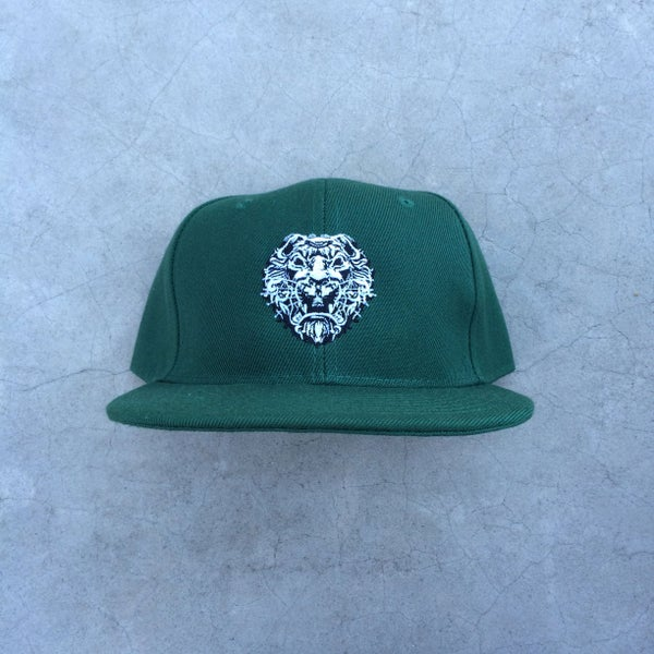 Image of Krugare Street Luxury® Green Cap