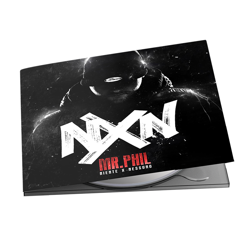 Image of CD // MR.PHIL NXN