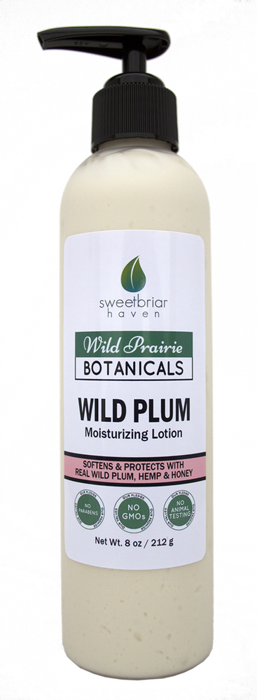 Image of Plum Moisturizing Lotion