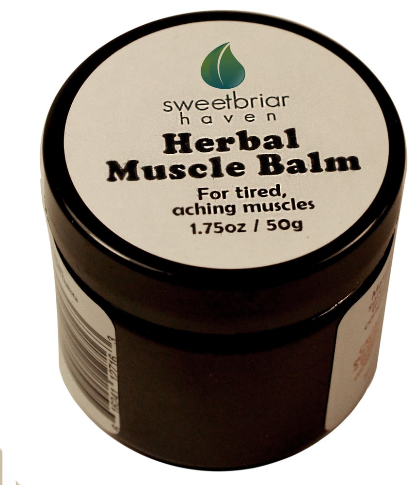 Image of Herbal Muscle Balm