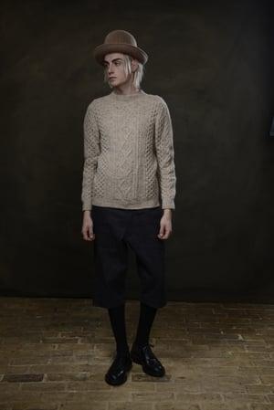 Image of Old Sailor Aran Sweater