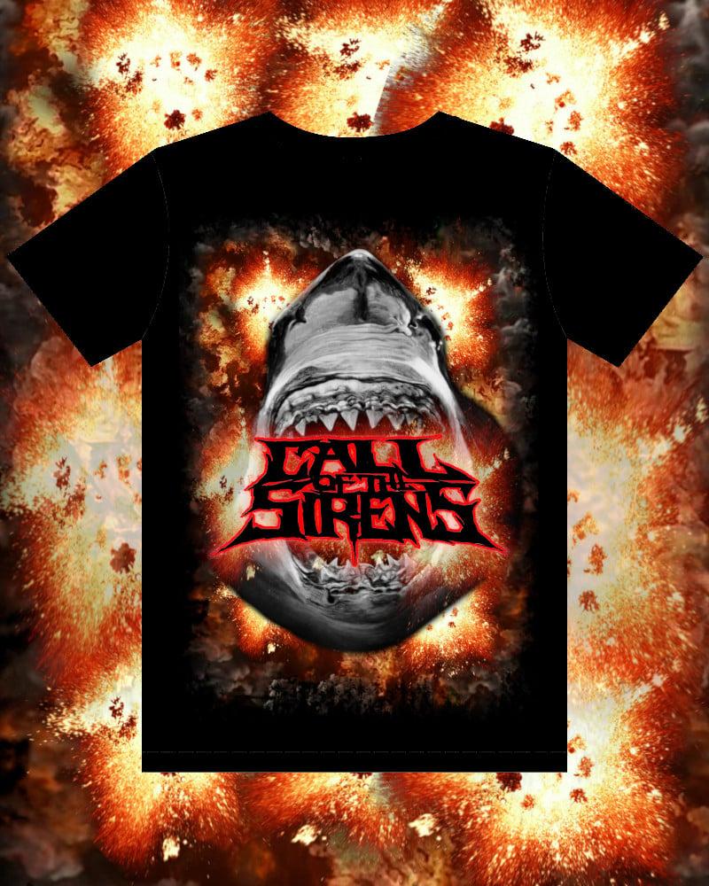 Image of Megalodon Trash Metal T-Shirt