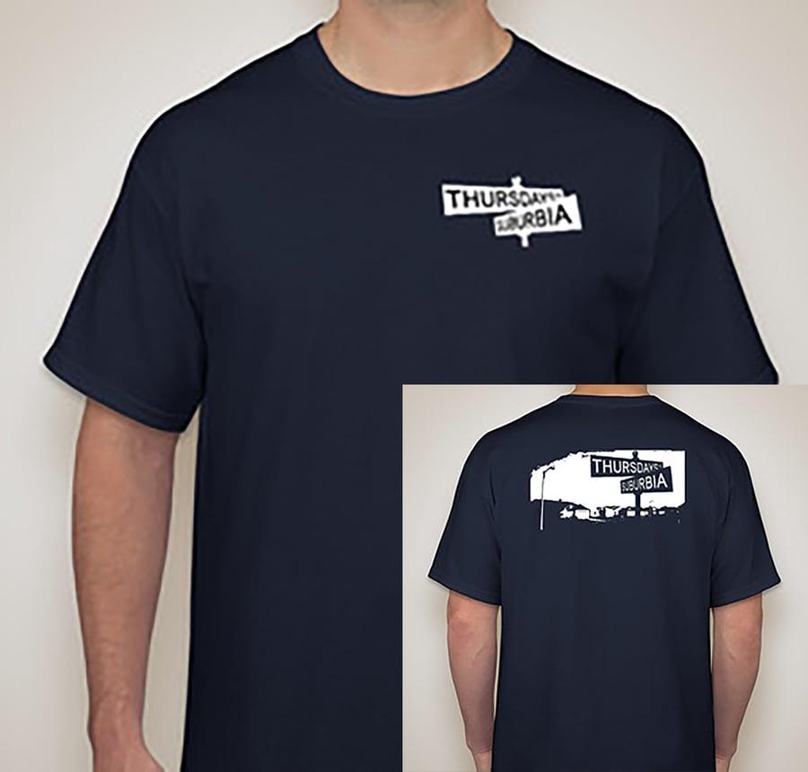 Image of Black Tis Shirt