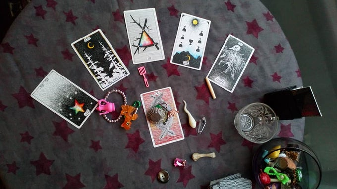 Image of Job & CareerTarot Reading - multiple spreads Intuitive card divination