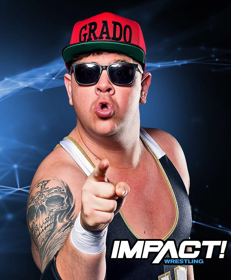Image of Personalised & Signed GRADO 8x10 photo