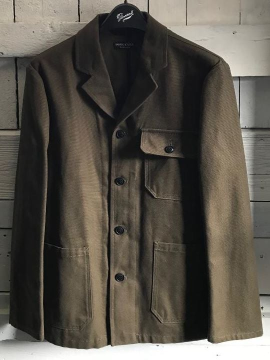 Image of BRITISH WORKWEAR JACKET £250.00