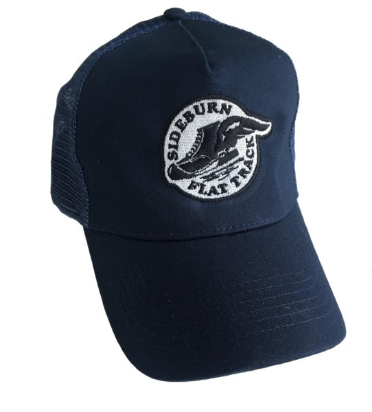 Image of Flat Track Trucker - BLUE