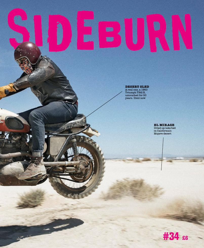 Image of Sideburn 34