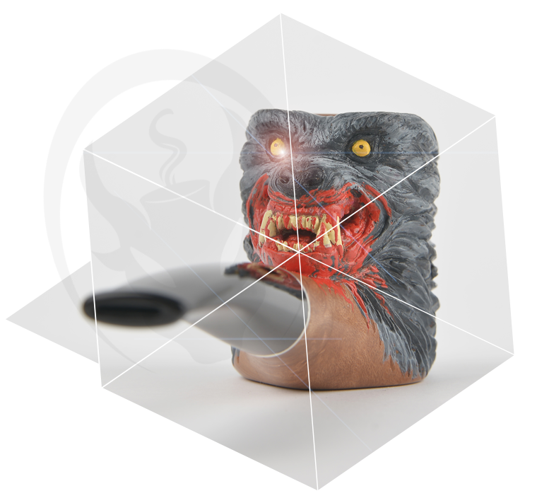 Image of Werewolf pipe