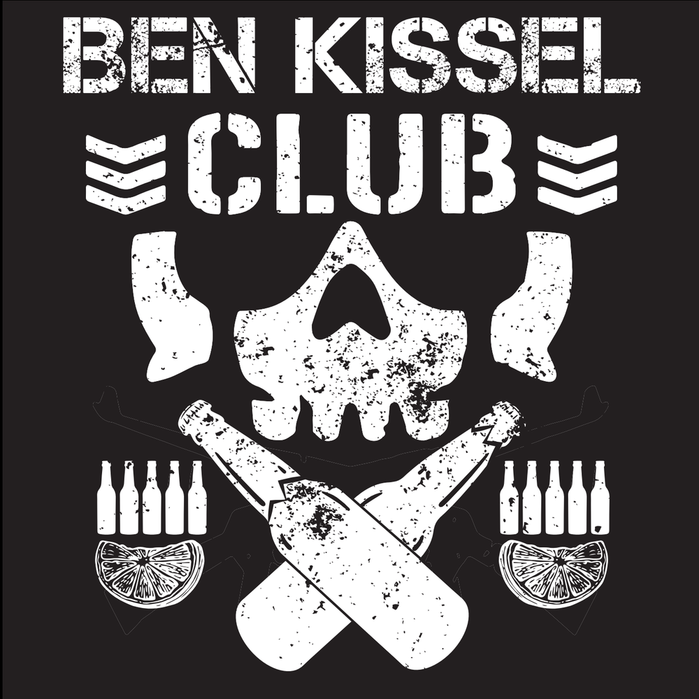 Image of Ben Kissel Club Shirt - may take 2-4 weeks to ship