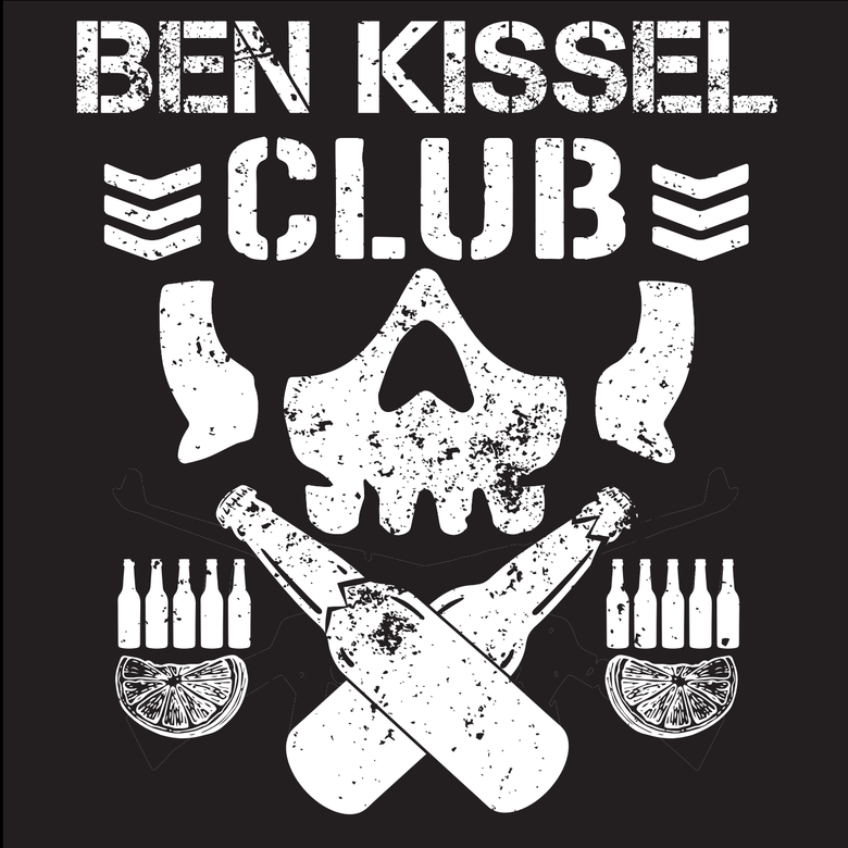 Image of Ben Kissel Club Shirt - may take 2-4 weeks to ship