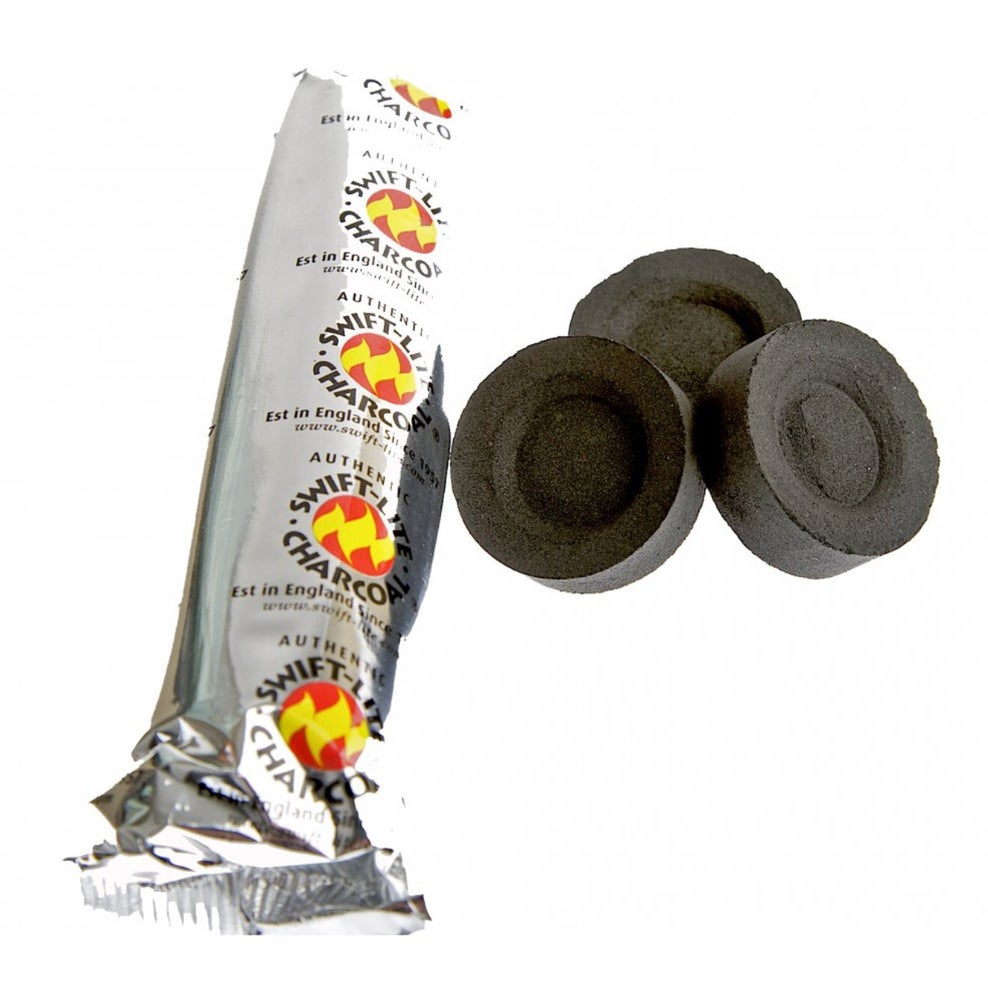 Image of Swift Lite Charcoal discs
