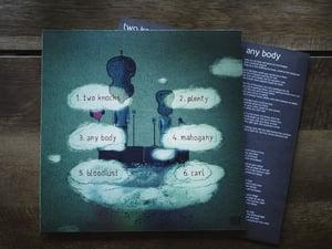 Image of Six Songs EP (Vinyl)