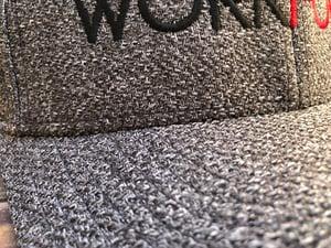 Image of Woven FlexFit Hat