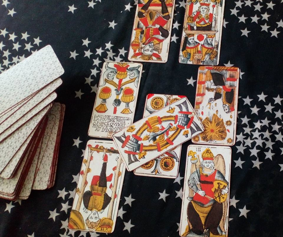 Image of My Life's Direction Tarot Reading Comprehensive Intuitive divination cards