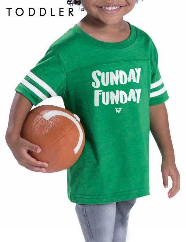 Image of Sunday Funday Toddler T-Shirt