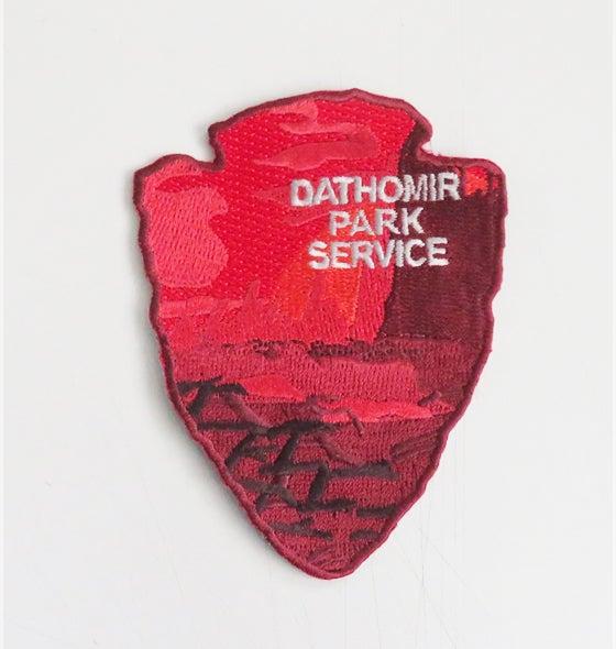 Image of Star Wars Park Service Series 2 -  #3 DATHOMIR