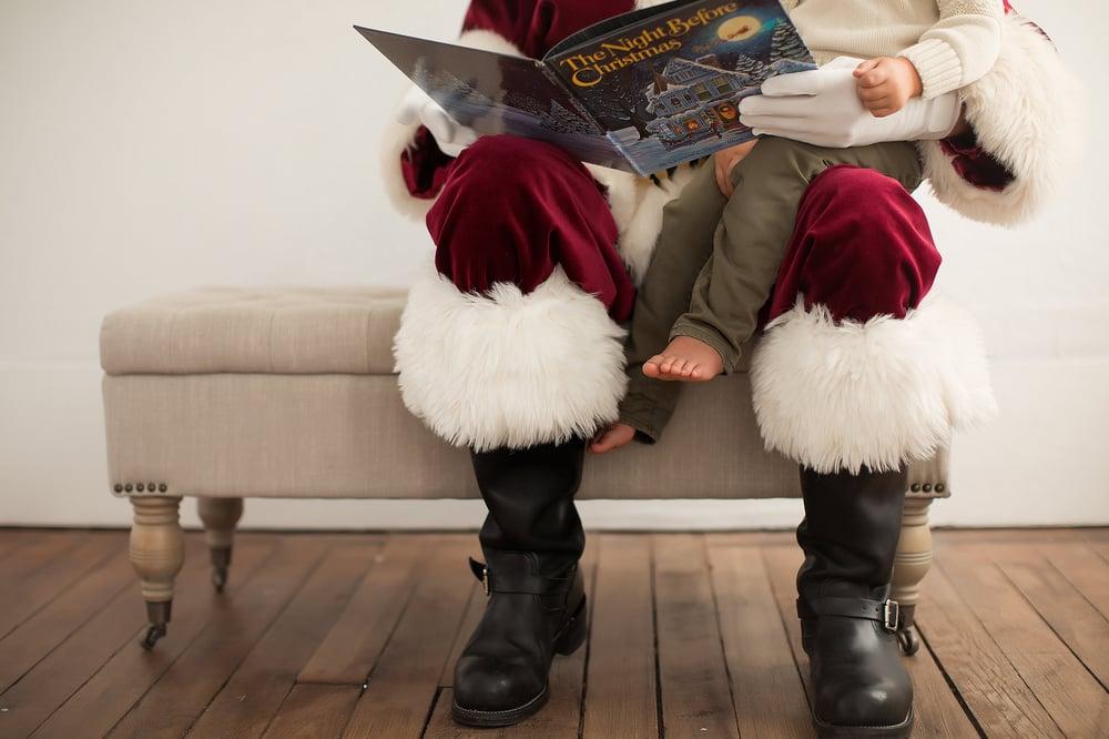 Image of The Christmas Collaboration - Santa Minis