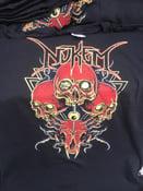 """Image of Nukem """"Skulls"""" tee"""
