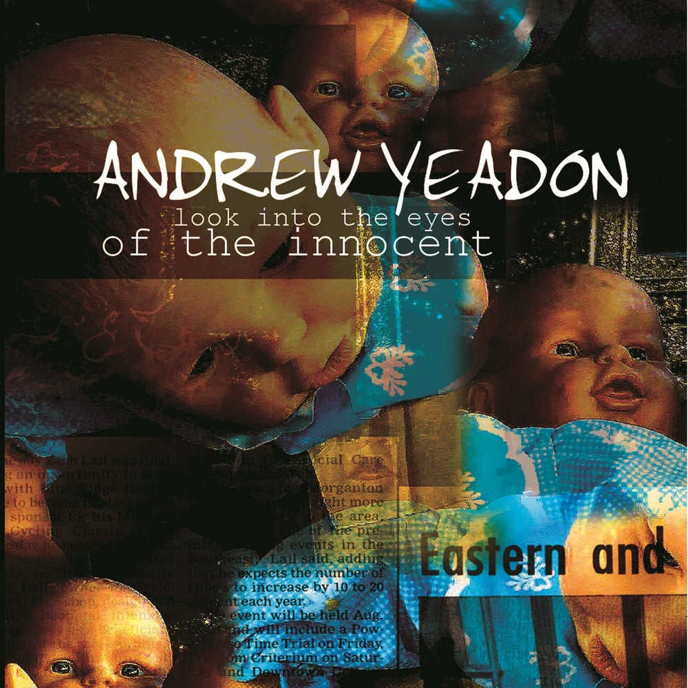 Image of Look into the Eyes of the Innocent Album CD