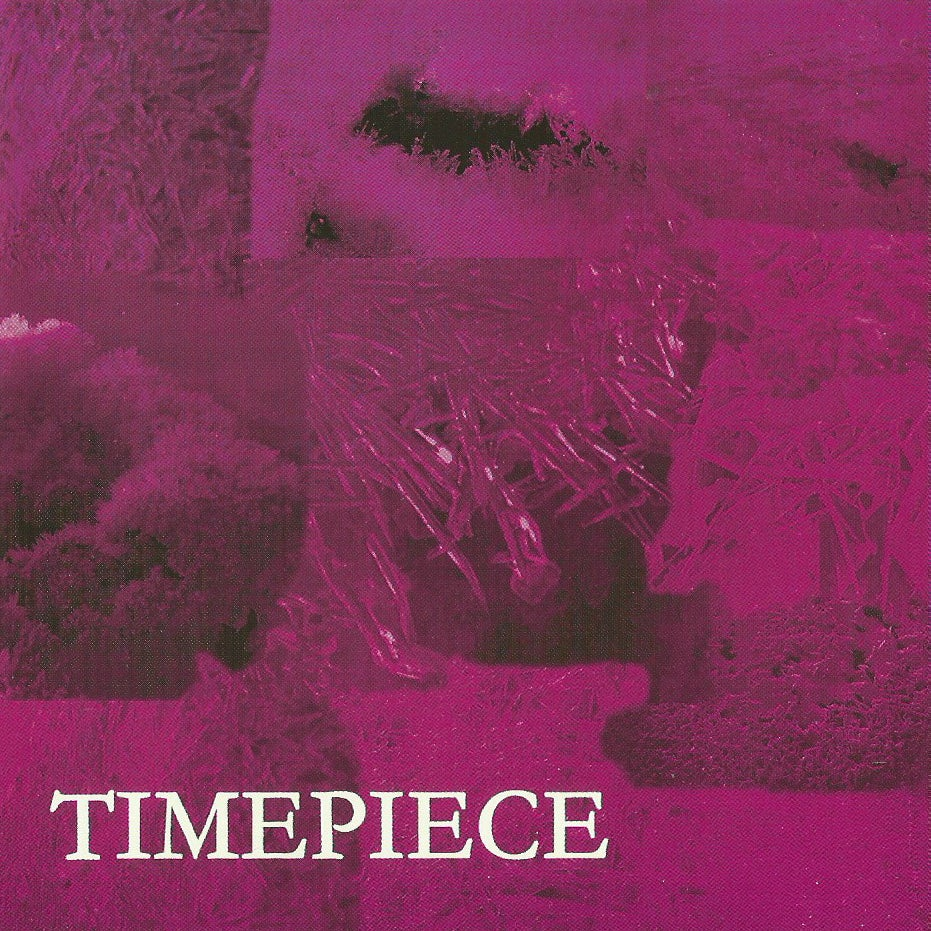 Image of Timepiece CD