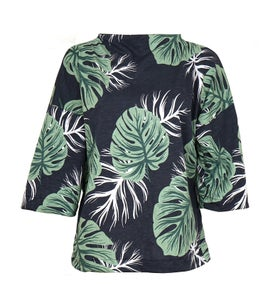 Image of Shirt Monstera Leaf