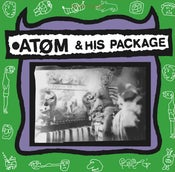 Image of Atom and His Package - S/T  LP