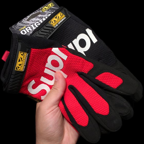 Image of 0000 Mechanix Work Gloves