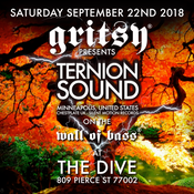 Image of PRESALES CLOSED! Gritsy presents Ternion Sound