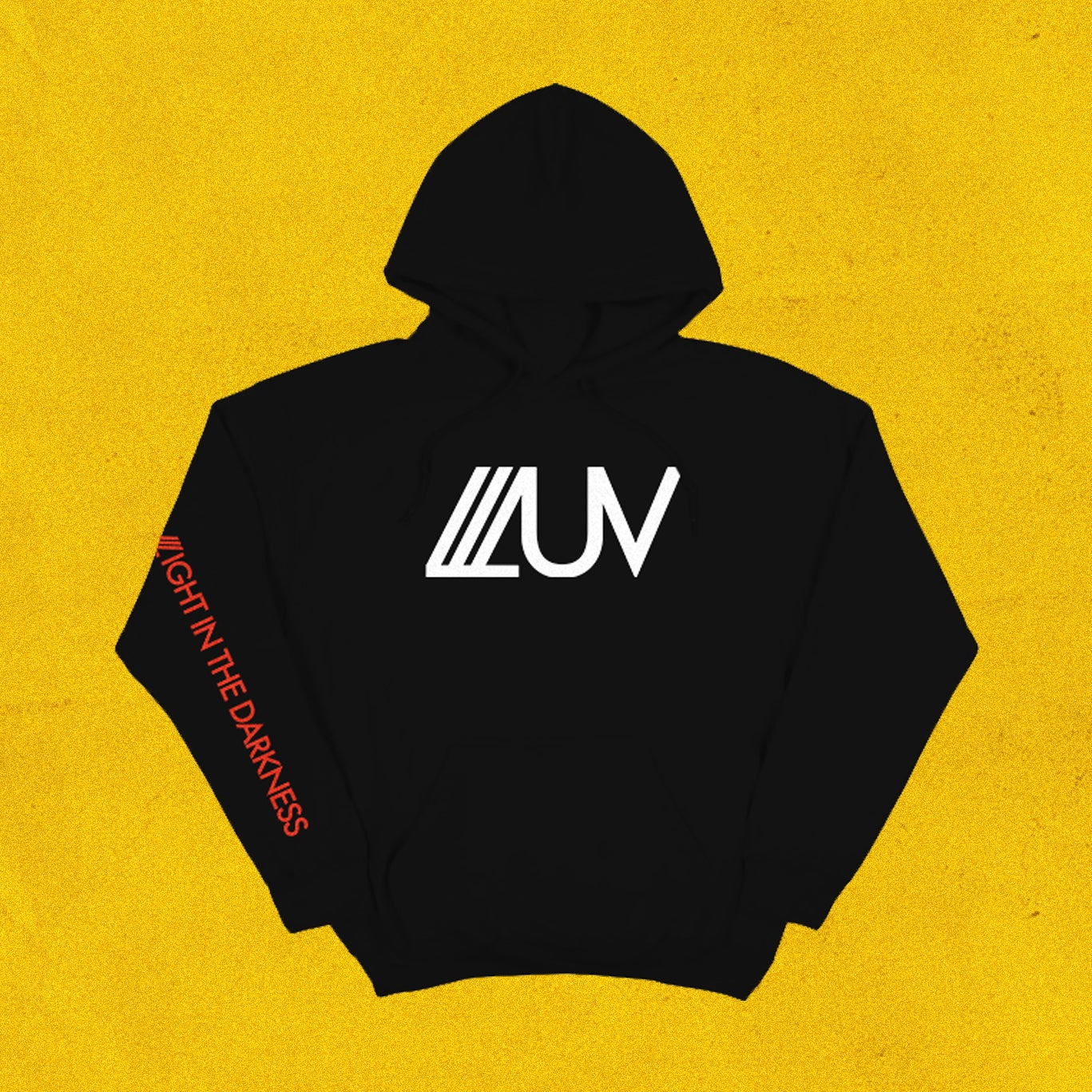 Image of LUV OFFICIAL HOODIE | Exclusive Release