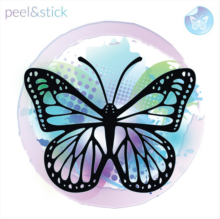 Image of Butterfly Sticker